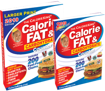food nutrition facts and free calorie counter calorieking