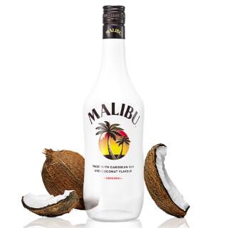 Calories in Malibu Original Rum with