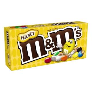 Peanut, Milk Chocolate Candies